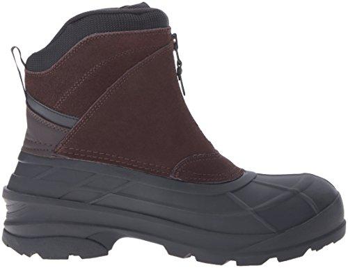 Kamik Mens Champlain2 Snö Boot Mörkbrun