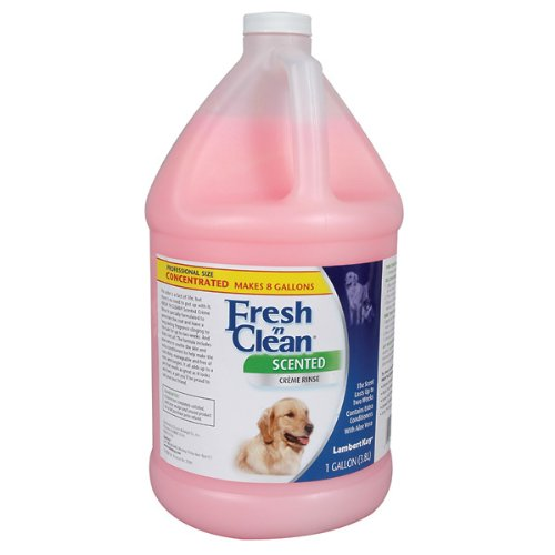 Scented Creme Rinse - Gallon by Fresh N Clean