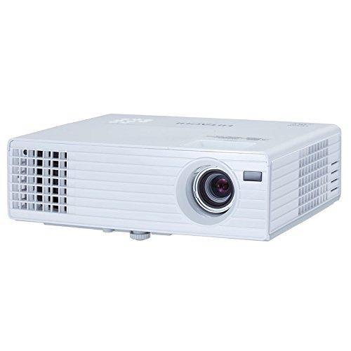 Hitachi CP-DX250 2500 Lumens 2500:1 Contrast Ratio 3D Ready HDMI XGA DLP Projector