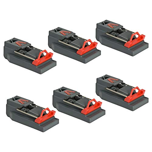 Victor M140SSR 2-Pack Quick-Kill Mouse, 6 Traps