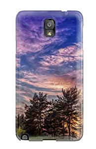 Renee Jo Pinson's Shop 8863085K39665517 New Style TashaEliseSawyer Sunset Premium Tpu Cover Case For Galaxy Note 3