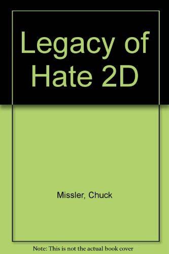 Legacy of Hate pdf