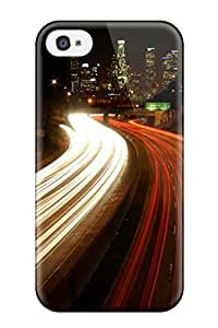TYH - 8616240K82340714 Premium Case With Scratch-resistant Hollywood Freeway Case Cover For Iphone 5/5s phone case