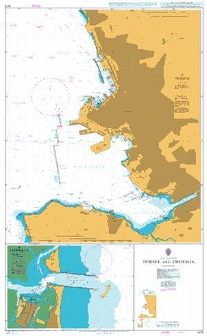 BA Chart 1473: Italy – East Coast, Trieste and Chioggia