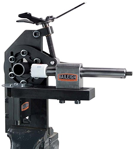 Baileigh TN-250 Tube Notcher For Use with Hand Held Drill, For 1'' and 2-1/2'' Pipe by Baileigh