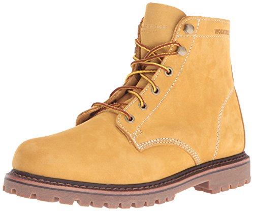 Wolverine 1883 Mens plainsman Winter Boot Honey vSCtR