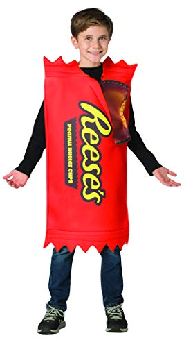 Hershey's Reese's Kids Chocolate Peanut Butter Cups Candy Costume Child ()