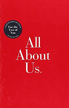 Now with a new, updated layout and cover, the extremely popular journal All About Us is a powerfully revealing book for couples, filled with thought-provoking questions to capture relationships in a meaningful yet fun way.All About Me has given th...