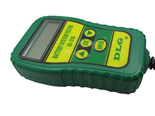 DLG DI-216 Automotive Battery Tester Vehicle Car Battery System Analyzer Diagnostic Tool by DLG (Image #1)