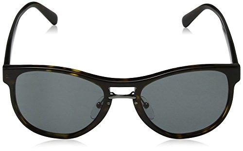 Sol de para Hombre Marrón 2AU9K1 0PR09US Prada 55 Gafas Grey Havana wIqX1q