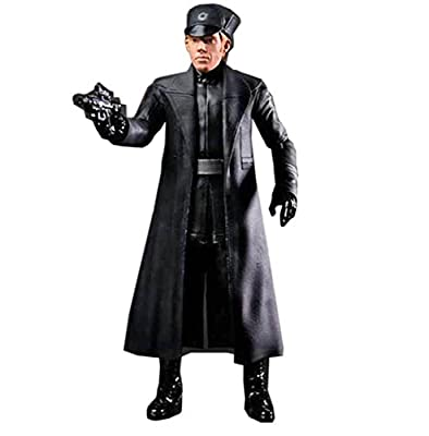 Star ? Wars Black Series 6 inch figure warrior general Painted movable figure