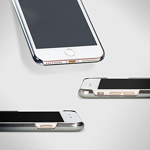 Bling-My-Thing iP7-vg-bkg-clp Brilliant Serie Luxuriöses und einzigartiges Design veredelt mit original Swarovski Kristallen, modisches Case für Apple iPhone 7 Paradise