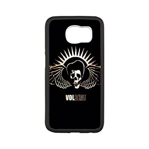 Volbeat Samsung Galaxy S6 Cell Phone Case White