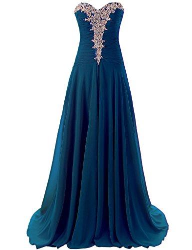 Buy aqua purple wedding dress - 2