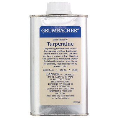grumbacher-turpentine-8-oz-can-5688