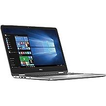 "Dell Flagship 7000 Series Inspiron 17.3"" 2-in-1 FHD IPS Touch-Screen Laptop, Intel Core i7-7500U, 16GB DDR4, 512GB m.2 SSD + 1TB HDD, Backlit keyboard, NVIDIA GeForce 940MX (512GB SSD+1TB)"