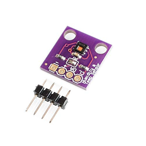 10PCS / LOT HDC1080モジュール低電力、GY-213V-HDC1080温度センサー付き高精度デジタル湿度センサー