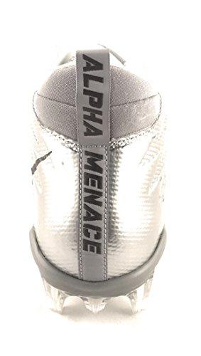 Pro Tacchetta Menace Grey Alpha metallic Metallic Mid Uomo Calcio Silver Da Dark Nike wq0xITHR