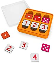 Osmo - Genius Numbers - Ages 6-10 - Math Equations (Counting, Addition, Subtraction & Multiplication) - Fo