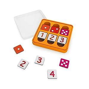 Osmo Numbers Game Giocattoli educativi, Colore Bianco, 902-00021 3 spesavip