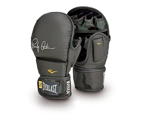 Everlast Camo Randy Couture Striking Gloves (Large/X-Large)