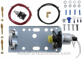 E-Z Stock E-Z Mount Starting Fluid Electrical Kit 12V by Zerostart
