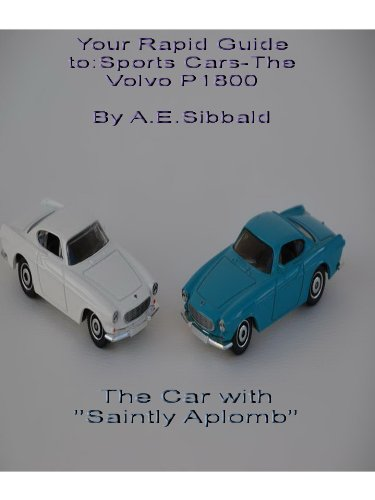 Your Rapid Guide to:Sports Cars-The Volvo P1800 (The for sale  Delivered anywhere in USA