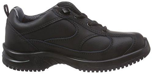 Proteq Adulte Stahlkappe Küchengeeignet uni6 de 1751 Sicherheitsschuhe Chaussures Halbschuh Noir S2 Mixte Sécurité WnpFPWrB6