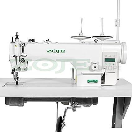 zoje – Máquina de coser Industrial – Double entrenamiento por ...