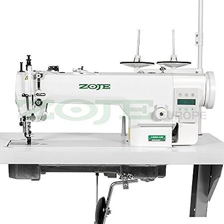 Top de Oferta: La Industria Máquina de coser zoje – Piel ...