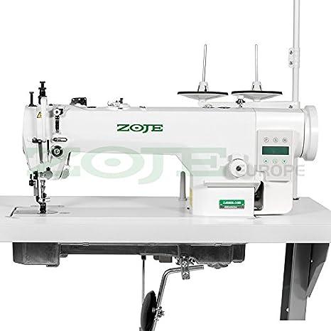 Top de Oferta: La Industria Máquina de coser zoje – Piel & acolchado – Completo