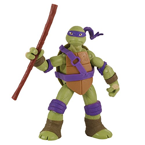 "Teenage Mutant Ninja Turtles 5"" Tech Donatello Basic Action Figure"