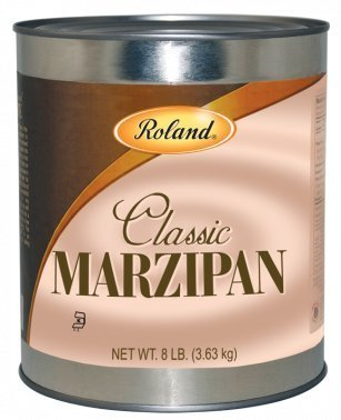 Roland Classic Marzipan 8 Lb (6 Pack) by Roland