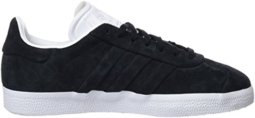 adidas Gazelle Stitch And Turn, Scarpe da Fitness Uomo Nero (Negbás/Negbás/Ftwbla 000)