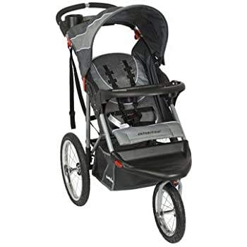 Amazon Com Baby Trend Expedition Jogger Grey Mist