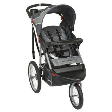 Baby Trend Expedition Jogger-Grey Mist, Baby & Kids Zone