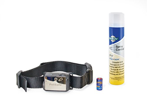 - PetSafe Elite Big Dog Spray Bark Collar