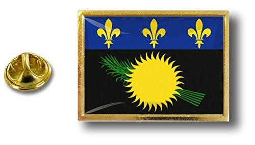 Papillon Pins Akacha Guadeloupe Metal Pin's Pince Drapeau Badge Avec Gwada Pin w7wUaqB
