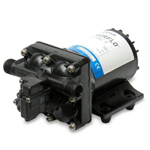 (SHURFLO AQUA KING™ II Junior Fresh Water Pump - 12 VDC, 2.0 GPM)