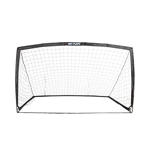 Net Playz  2 In 1 Portable Easy Fold-Up Training Soccer Goal (ODS-2040) with US Flag Target Panel 90 Days Warranty, 4ftx3ft For Sale