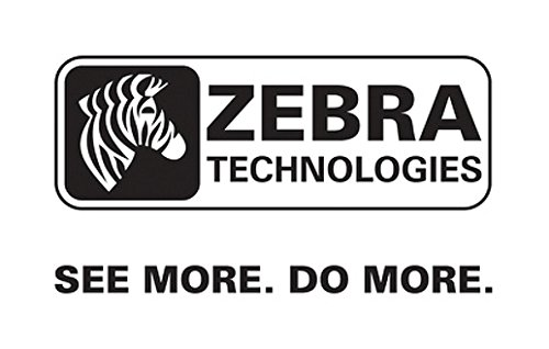 Zebra Technologies 10010060 Direct Thermal Paper Label  Consumables  8000D Near Ir  4  X 6  Size  1  Core  5  Outer Diameter  Pack Of 4