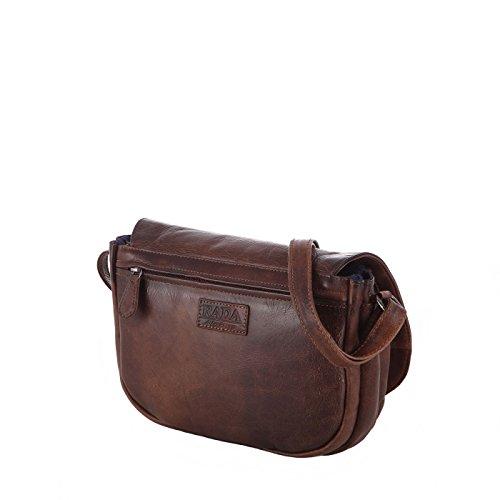 793f8085ce3f5 Rada Nature Überschlagtasche Fucecchio echt Leder Handtasche in  verschiedenen Farben Grau 1u8poT1 ...