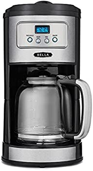 Bella BLA14438 12-Cup Programmable Coffee Maker