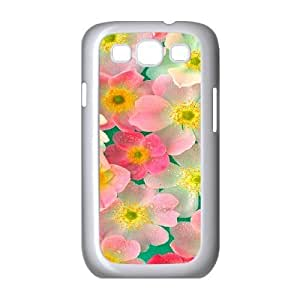 Petals Customized Cover Case for Samsung Galaxy S3 I9300,custom phone case ygtg517246