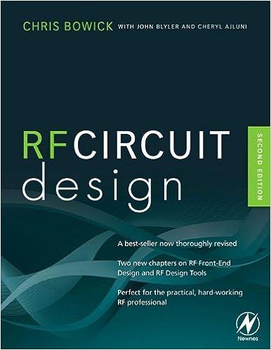 RF Circuit Design, Christopher Bowick, eBook - Amazon.com