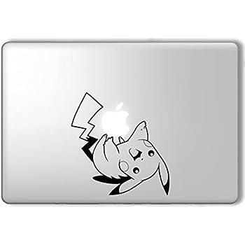 Amazon Com Pikachu Playing With Apple Apple Macbook