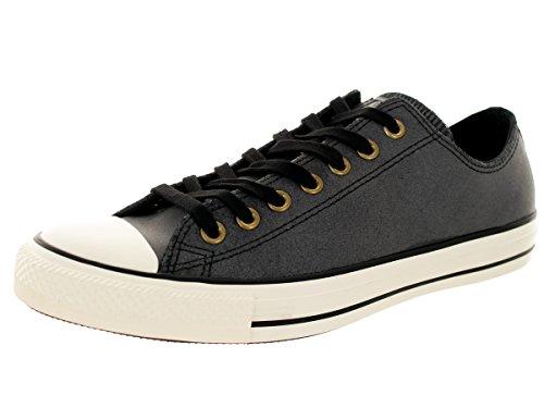 Converse CT Ox Black 149484C, Baskets Mode Homme