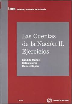 Ebooks Cuentas De La Nación Ii. Ejercicios Descargar PDF