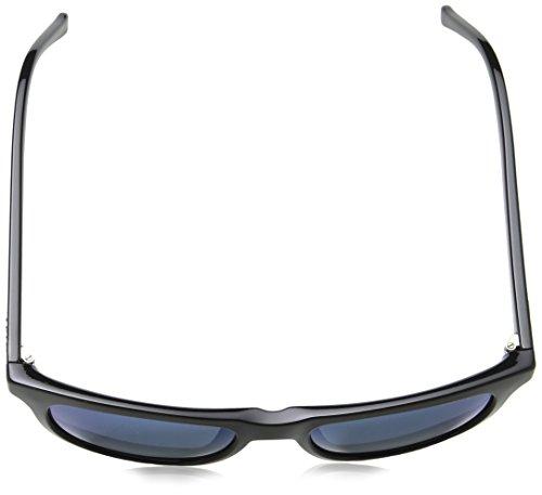 Black Police Gafas Azul para de Sol Hombre Shiny FPvHxF