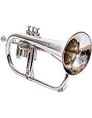 NEW YEAR NASIR ALI Flugel Horn 3 Valve, Bb (BRASS)